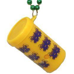 Mardi Gras Air Blaster Necklace