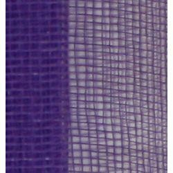 Purple Plain Mesh Ribbon Netting