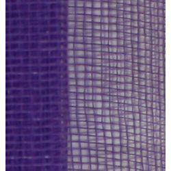Purple Plain Mesh Ribbon Netting