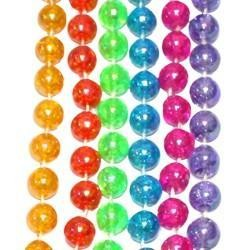 12mm 42in 6 Assorted Clear AB Beads