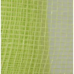 21in x 30ft Apple Green Plain Mesh Ribbon/ Netting