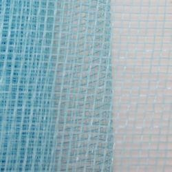 21in x 30ft Turquoise Plain Mesh Ribbon/ Netting
