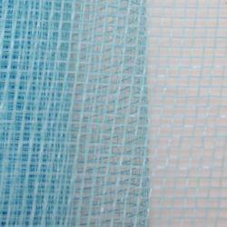 21in x 30ft Turquoise Plain Mesh Ribbon/ Netting