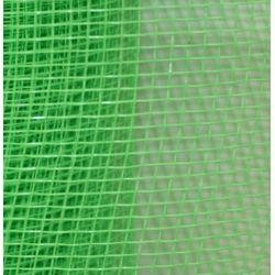 Green Plain Mesh Ribbon Netting
