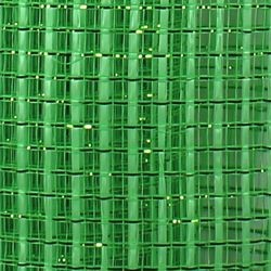 21in x 30ft Metallic Green Oasis Mesh Ribbon/ Netting