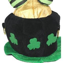 St Patrick Pot Of Gold Hat