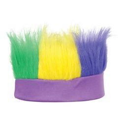 10in Wide x 7in Tall Hairy Headband