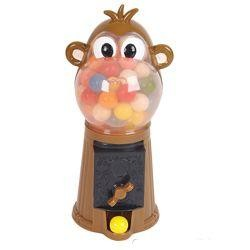 7 1/2in Tall Monkey Gumball Machine