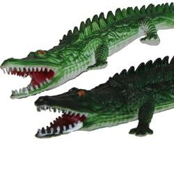 14in Rubber Squeaky Noise Alligator