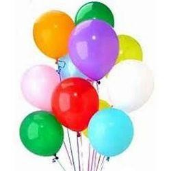 12in Metallic Assorted Colors Latex Balloons