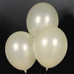 12in Pearl/ Ivory Latex Balloons
