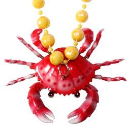Bobble Beads: Crab