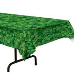 54in x 108in Shamrock Tablecover