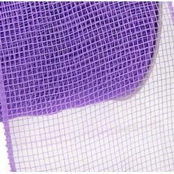 4in Wide x 75ft Long Poly Mesh Roll: Plain Lavender