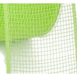 2.5in Wide x 75ft Long Mesh Roll Plain Apple Green