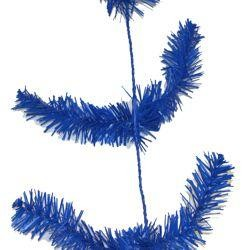 9ft Long Work Royal Blue Garland