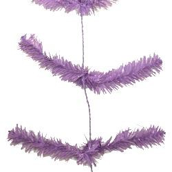 9ft Long Work Lavender Garland