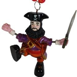 Bobble Beads: Pirate Man w/ Sword
