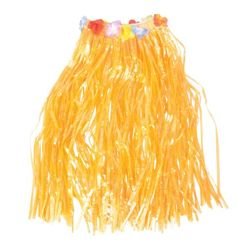 31in Long Adult Flower Hula Skirt