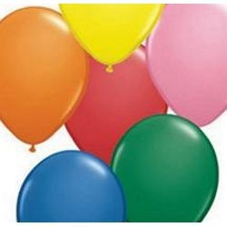 12in Assorted Color Latex Balloons