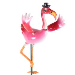 4in Bobble/ Dancing Flamingo Pick