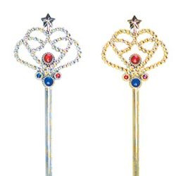 Fairy Wand: Silver or Gold