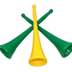 Assorted Colors Stadium Horn