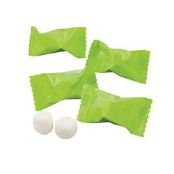 Lime Green Buttermints/ Candy