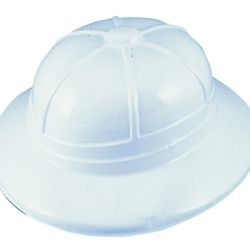 Plastic Safari Hat
