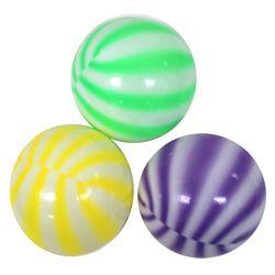 3in Plastic Mardi Gras Balls