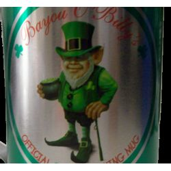 St Patricks Beer Tin/ Mug