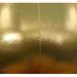 Gold Shine Metallic Leggings - Size Large