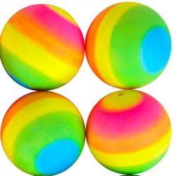 3in Rainbow Balls