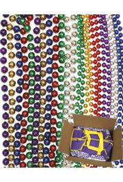 Assorted Color Float Rider Throw Big Bead Mix with zipper bag