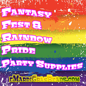 Fantasy Festival & Rainbow Pride