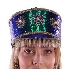 Festival/ Mardi Gras Hat