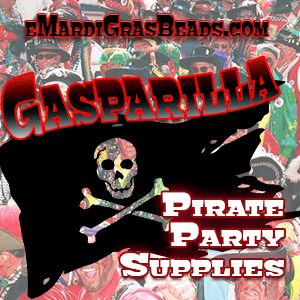 Gasparilla Pirate Party Supplies