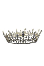 2.5in Gold Jewel Crown