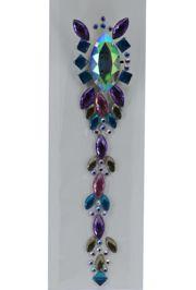 LED Hair/ Body Crystal Jewels/ Tattoo