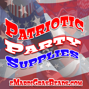 Patriotic Novelties & Supplies