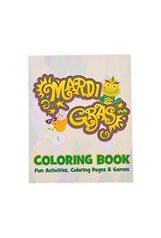 Mardi Gras Coloring Book