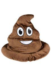 Emoticon Poop Hat
