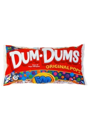 Dum Dums Pops 500 Piece Count