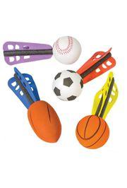 6in Jet Sports Rocket Balls
