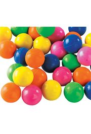 27mm Neon Superball/Bouncy Balls