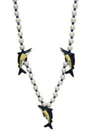 Sail Fish/ Marlin Necklace