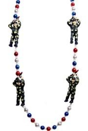 42in US Army Bead