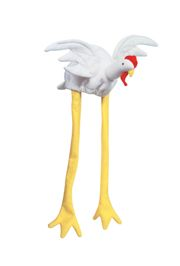 22in Tall Chicken Hat with Legs