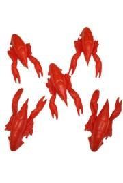 5in Plastic Crawfish/ Lobster