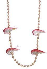 Jumbo Shrimp Necklace